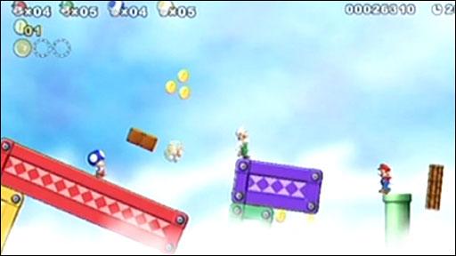 New Super Mario Bros. Wii.