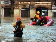 Cockermouth floods