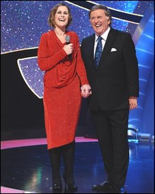 Children in Need: Alison Moyet and Sir Terry