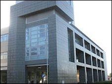 The cancer centre at Churchill Hospital