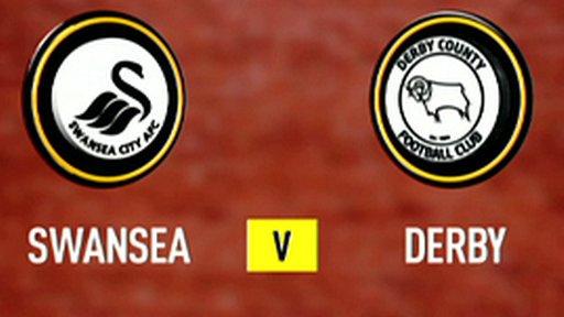 Swansea 1-0 Derby
