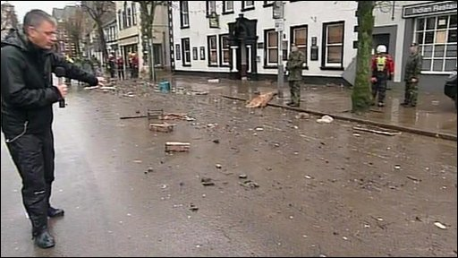 Flood-hit Cockermouth