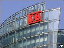 Deutsche Bahn's headquarters in Berlin