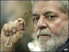 President Luiz Inacio Lula da Silva of Brazil