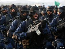 Saudi special forces (22 November 2009)