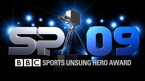 Unsung Hero Award logo