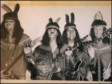The Cherokees