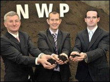Environment Minister Edwin Poots welcomed the new facility