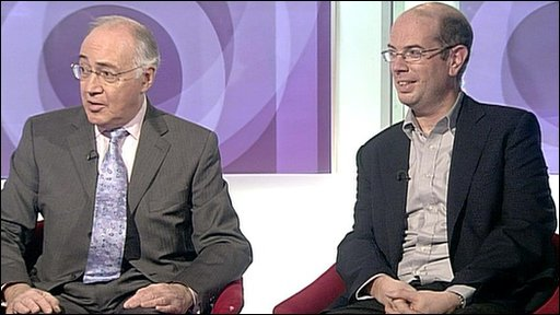 Michael Howard and Andrew Gilligan