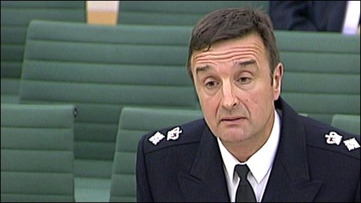 Chief Superintendent Ed Bateman