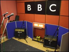 BBC Introducing... live room