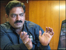 Police sub inspector Sanjay Govilkar