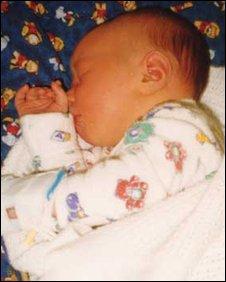 Baby James Moncur