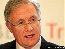 Sir Michael Lyons the chairman of the BBC Trust