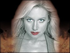 Abi Titmuss as Lady Macbeth
