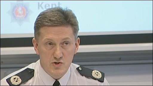 Assistant Chief Constable Andy Adams