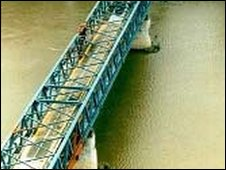 Slavonski Brod bridge, Hungary