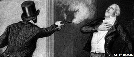 John Bellingham shooting Spencer Perceval