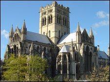 St John's Cathedral, Norwich