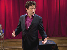 Jon Culshaw as Michael McIntyre