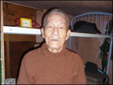 Cubicle resident Chan Hon Keung