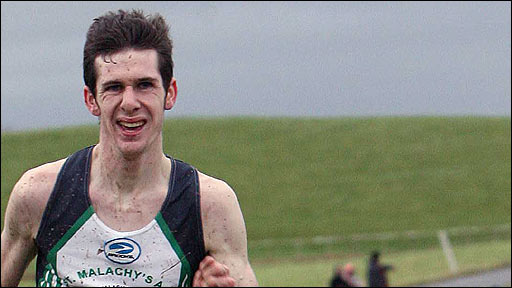 Paralympic gold medallist Michael McKillop