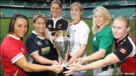Launch of 2010 Women's Rugby World Cup