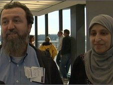 Mohammad Nahavandi and Mona