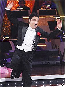 Donny Osmond in Dancing With The Stars