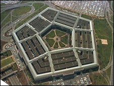 The Pentagon in the United States