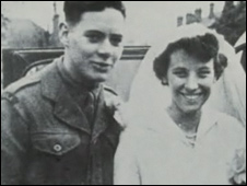 Donald Neilson and Irene Tate
