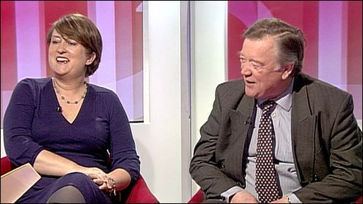 Jacqui Smith and Ken Clarke