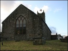 St Mary's Church, Nefyn
