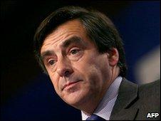 Francois Fillon, a confidante of the president