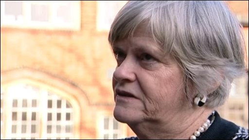 Ann Widdecombe MP