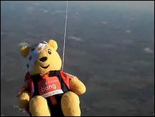 Pudsey over Cambridgeshire