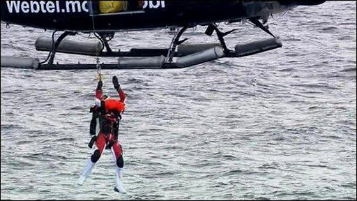 Jetman Yves Rossy