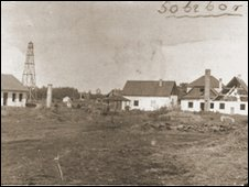Archive picture of Sobibor