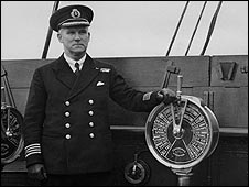 Captain Hervy H Golding