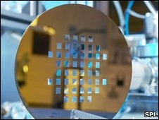 Silicon wafer (SPL)