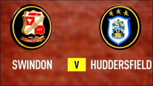 Swindon 2-1 Huddersfield