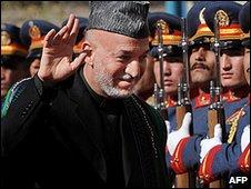 Hamid Karzai 19.11.09