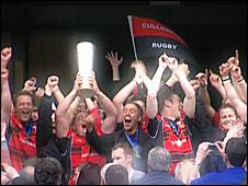 Cullompton rugby team