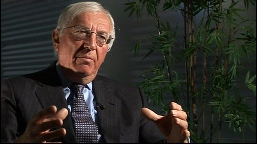 Sir David Walker: 'I think the UK should be ready to be exemplary and lead by example.'