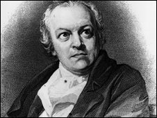 Poet William Blake