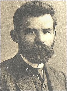 former Soviet Ukraine political leader Hryhoriy Petrovsky