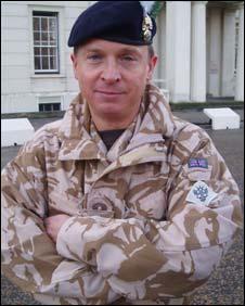 Major Chris Carter