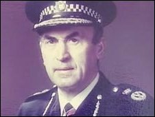 Alex Rennie, West Mercia's Chief Constable at the time of Lesley Whittle's murder