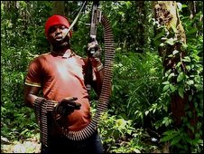 Niger Delta militant