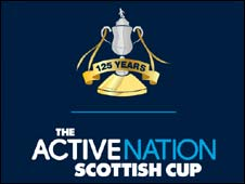 The Active Nation Scottish Cup at The Scottish Football Blog